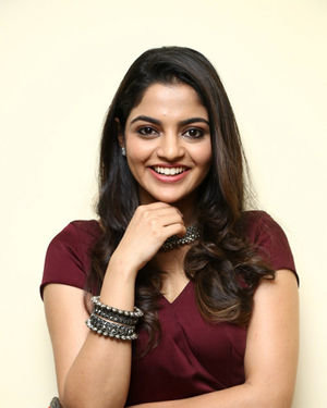 Nikhila Vimal At Thambi Movie Promotions Photos   Picture 1706452