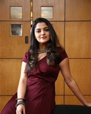 Nikhila Vimal At Thambi Movie Promotions Photos   Picture 1706444