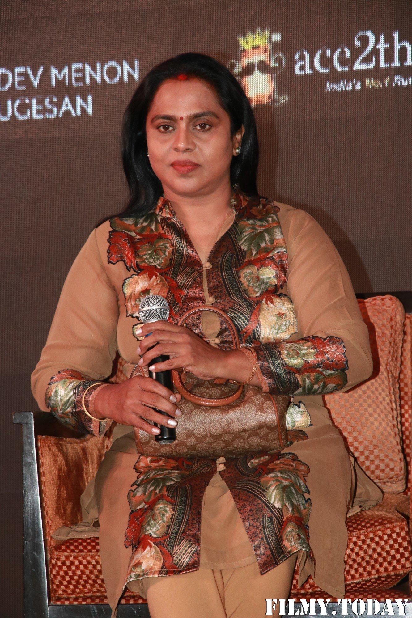 Viji Chandrasekhar - Queen Tamil Web Series Press Meet Photos | Picture 1706387