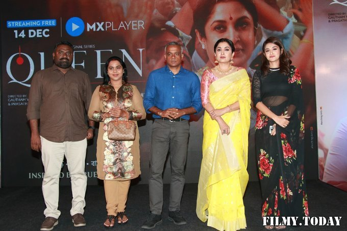 Queen Tamil Web Series Press Meet Photos   Picture 1706394