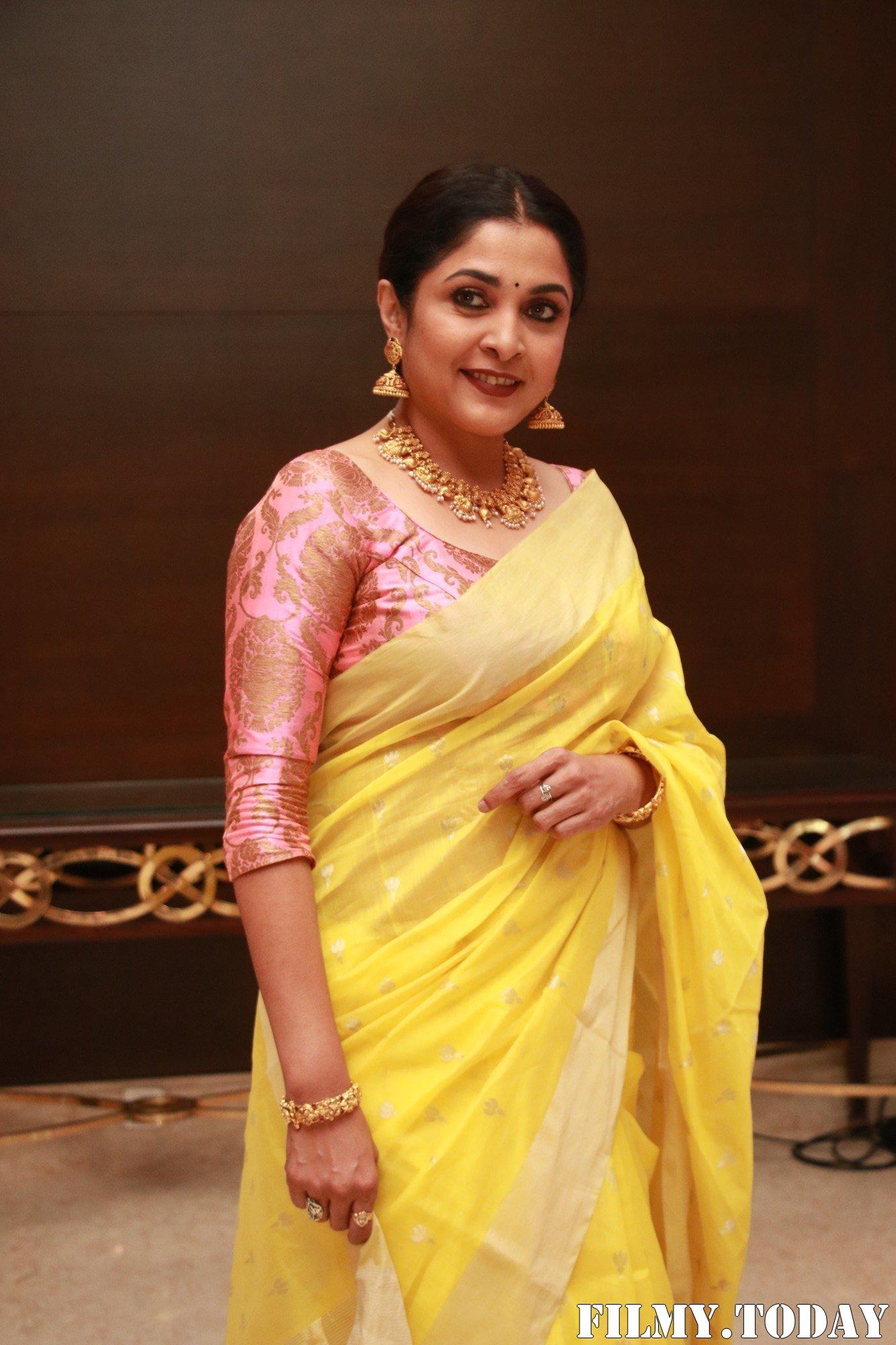 Ramya Krishnan - Queen Tamil Web Series Press Meet Photos | Picture 1706398