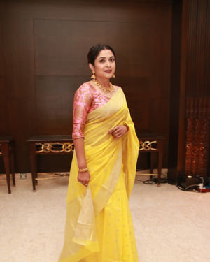 Ramya Krishnan - Queen Tamil Web Series Press Meet Photos | Picture 1706382