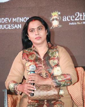 Viji Chandrasekhar - Queen Tamil Web Series Press Meet Photos   Picture 1706388