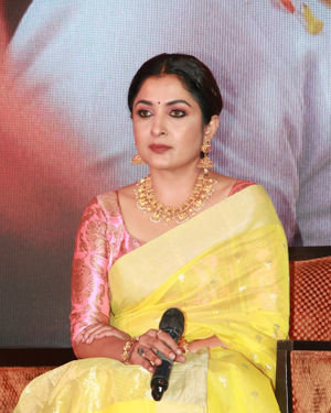Ramya Krishnan - Queen Tamil Web Series Press Meet Photos   Picture 1706389