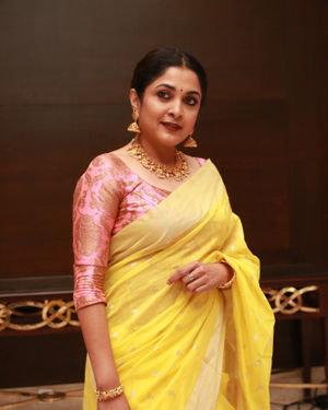 Ramya Krishnan - Queen Tamil Web Series Press Meet Photos