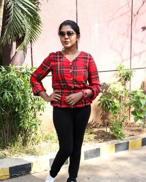 Riythvika - Gundu Movie Success Meet Photos   Picture 1707023