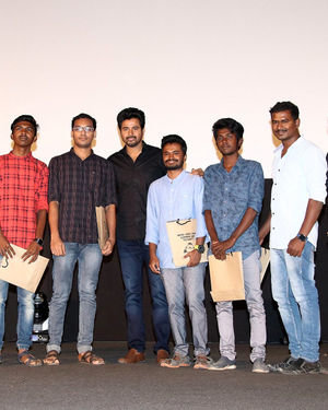 Hero Tamil Film Trailer Launch Photos