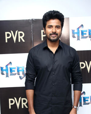 Sivakarthikeyan - Hero Tamil Film Trailer Launch Photos