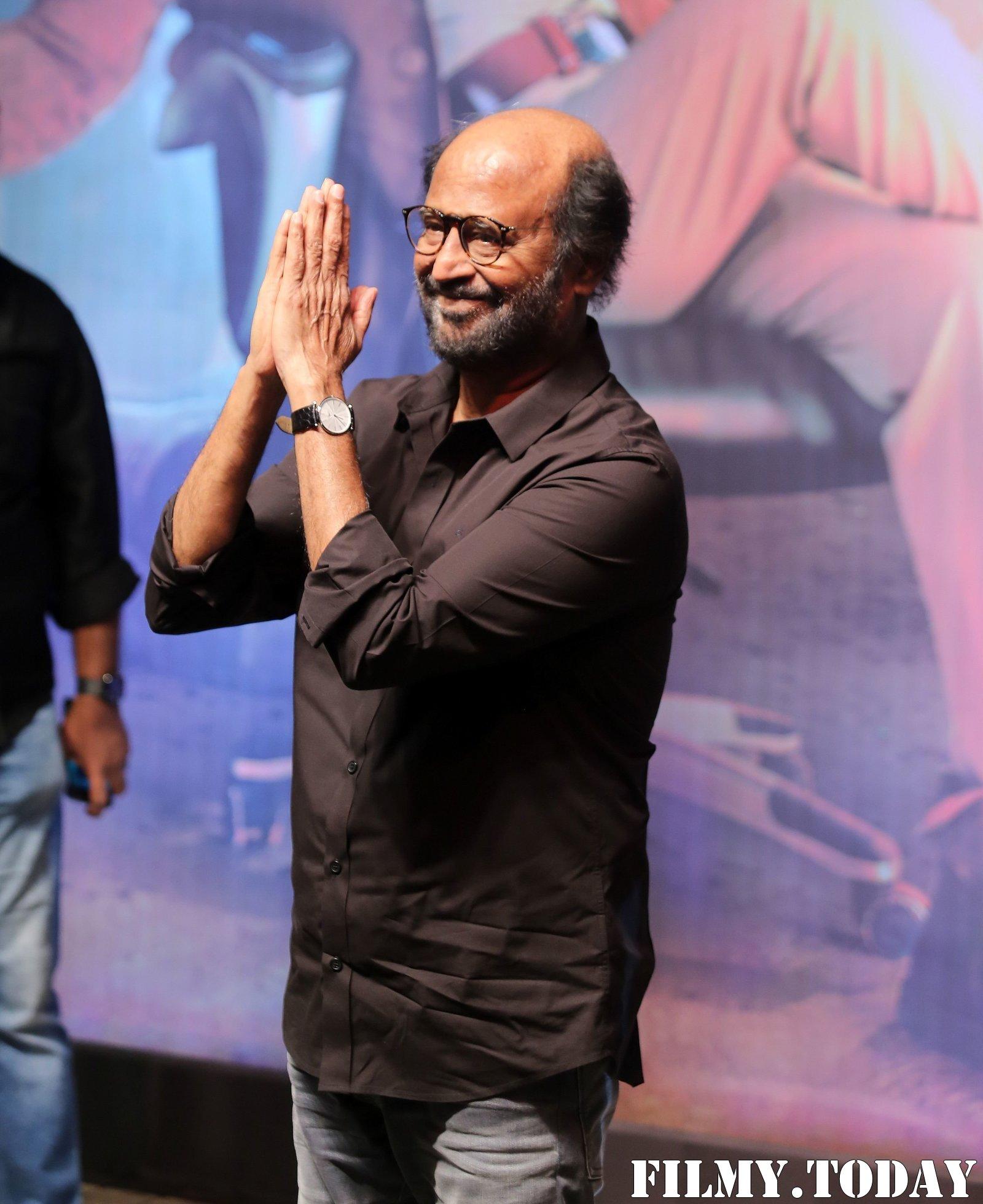 Rajinikanth - Photos: Trailer Launch Of Film Darbar At Pvr Juhu | Picture 1708641