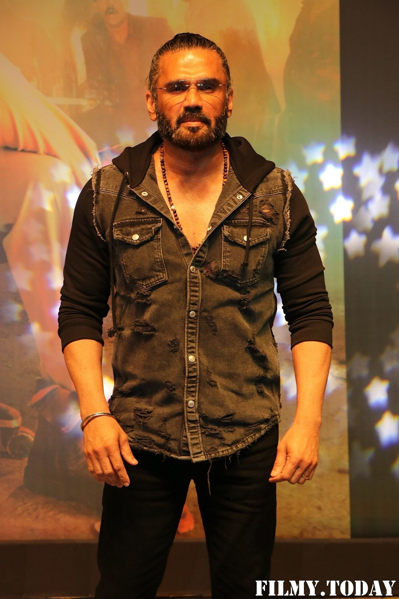 Sunil Shetty - Photos: Trailer Launch Of Film Darbar At Pvr Juhu | Picture 1708634