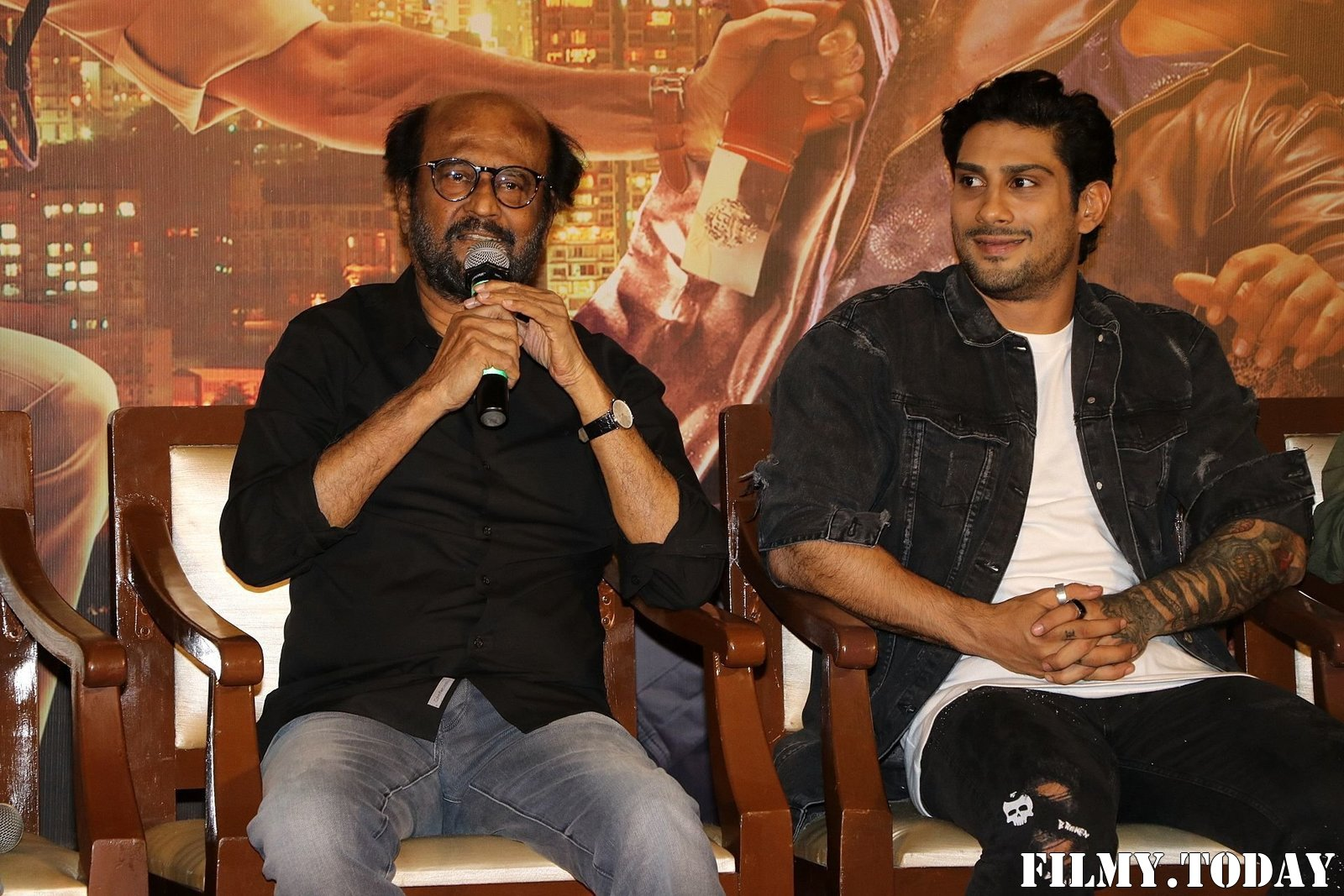 Photos: Trailer Launch Of Film Darbar At Pvr Juhu | Picture 1708627
