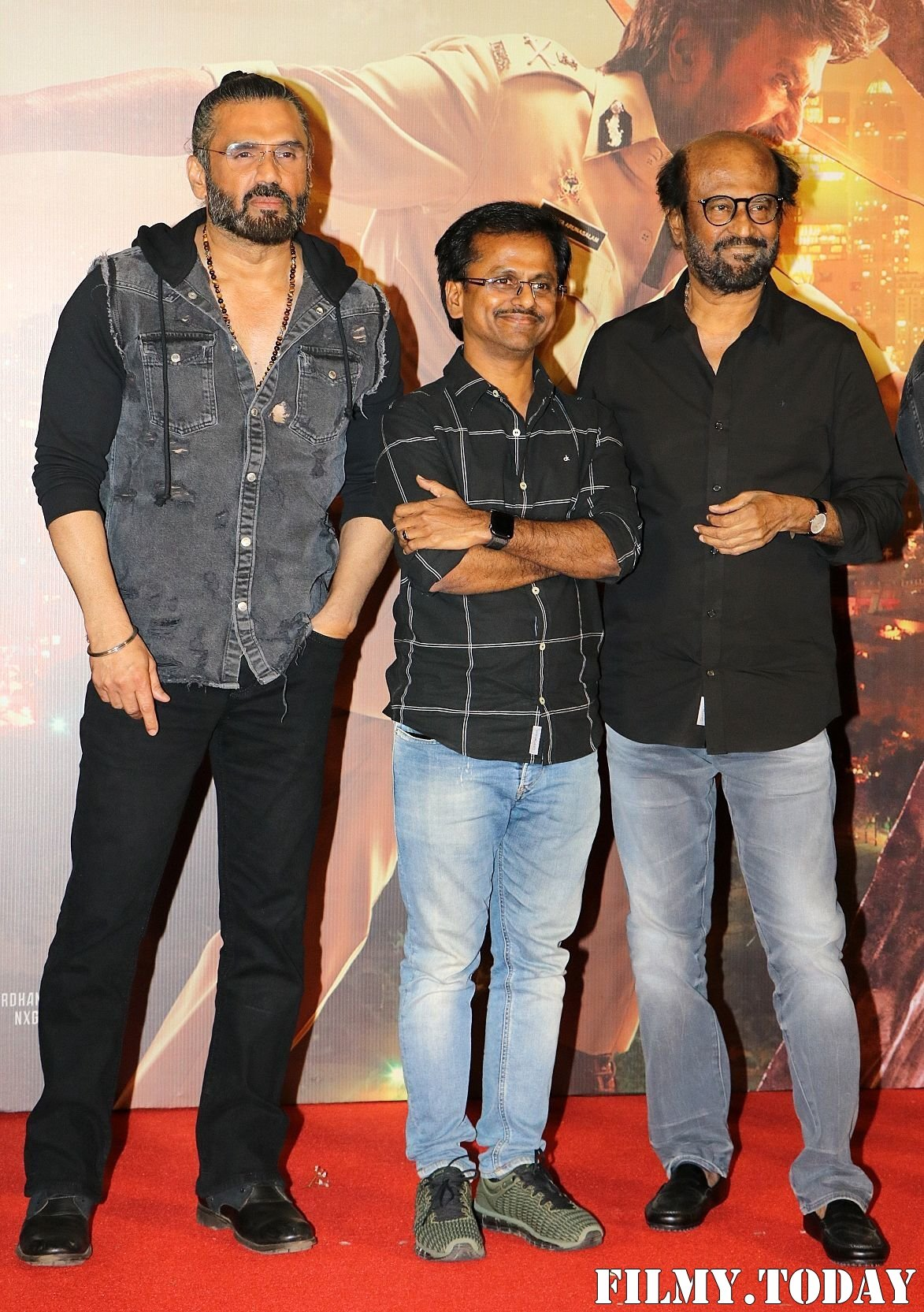 Photos: Trailer Launch Of Film Darbar At Pvr Juhu | Picture 1708624