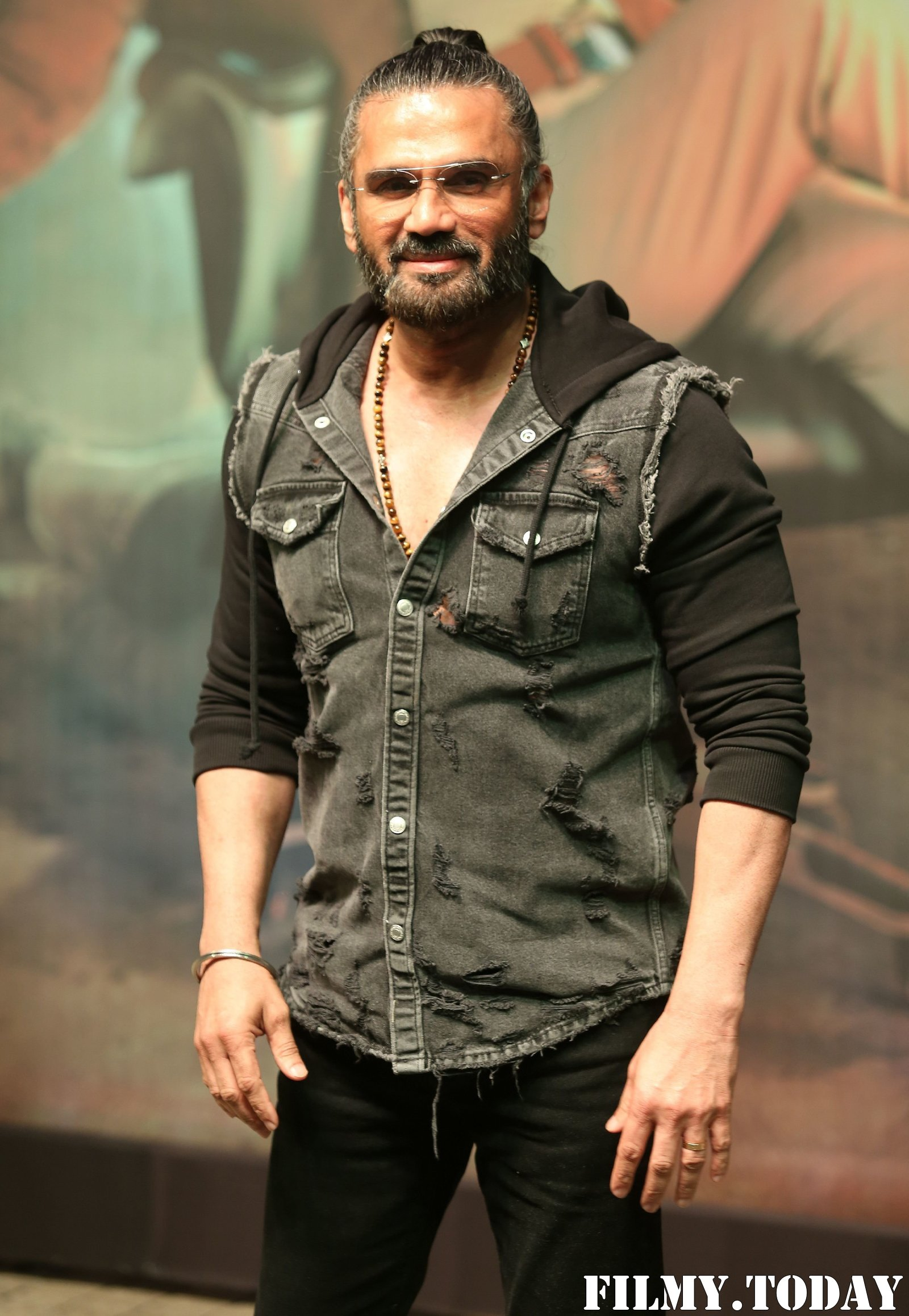 Sunil Shetty - Photos: Trailer Launch Of Film Darbar At Pvr Juhu | Picture 1708638