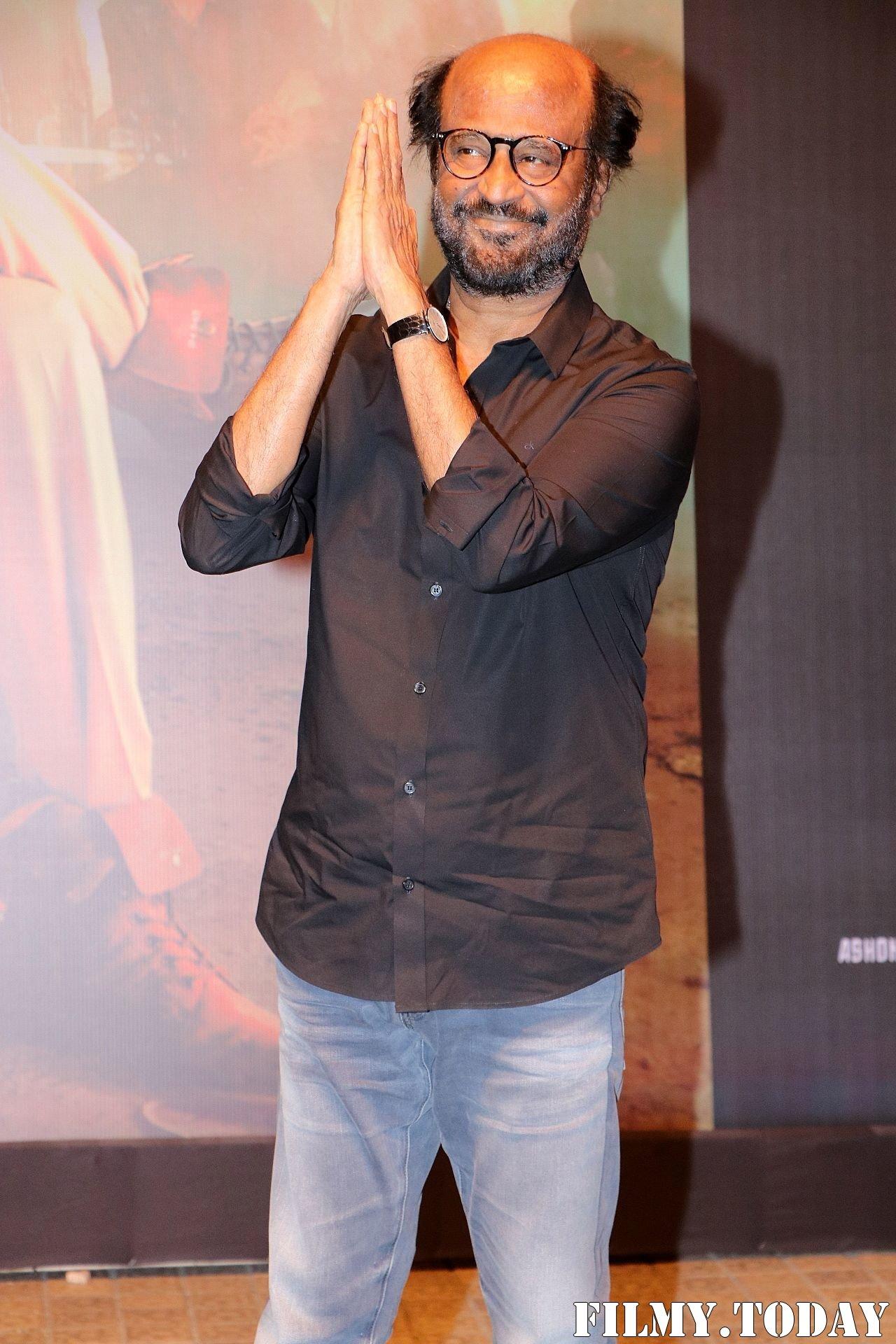 Rajinikanth - Photos: Trailer Launch Of Film Darbar At Pvr Juhu | Picture 1708631