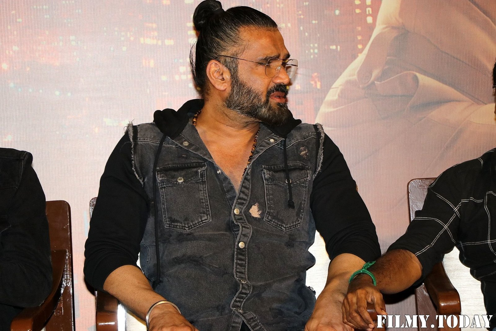 Sunil Shetty - Photos: Trailer Launch Of Film Darbar At Pvr Juhu | Picture 1708626