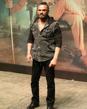 Sunil Shetty - Photos: Trailer Launch Of Film Darbar At Pvr Juhu | Picture 1708606