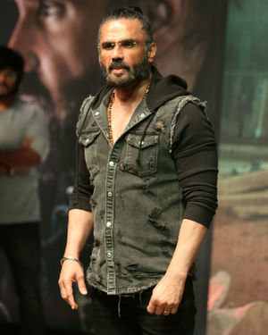 Sunil Shetty - Photos: Trailer Launch Of Film Darbar At Pvr Juhu | Picture 1708607