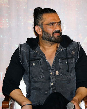 Sunil Shetty - Photos: Trailer Launch Of Film Darbar At Pvr Juhu | Picture 1708629