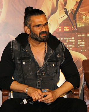 Sunil Shetty - Photos: Trailer Launch Of Film Darbar At Pvr Juhu | Picture 1708630