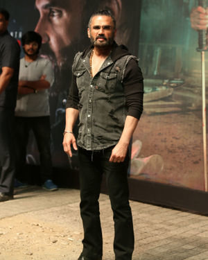 Sunil Shetty - Photos: Trailer Launch Of Film Darbar At Pvr Juhu | Picture 1708608