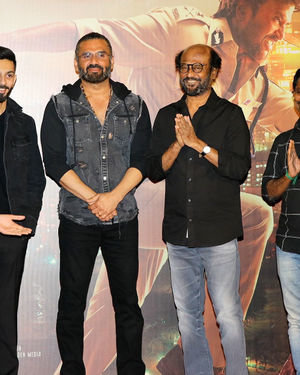 Photos: Trailer Launch Of Film Darbar At Pvr Juhu