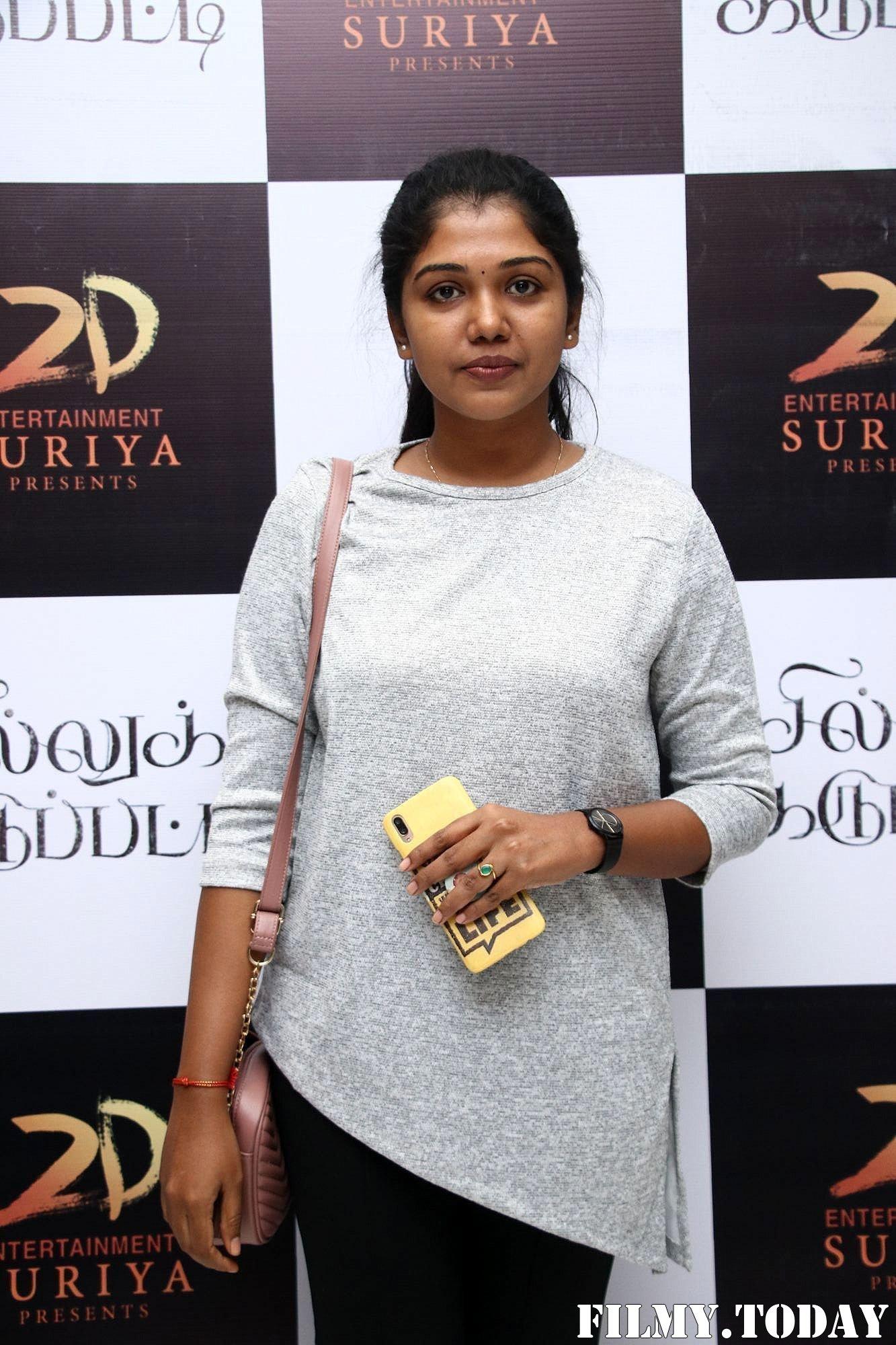 Riythvika - Sillu Karupatti Movie Premiere Show Photos | Picture 1711647