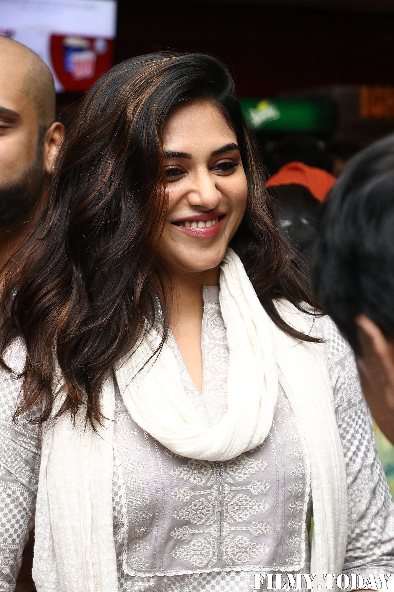 Indhuja Ravichandran - Sillu Karupatti Movie Premiere Show Photos   Picture 1711630