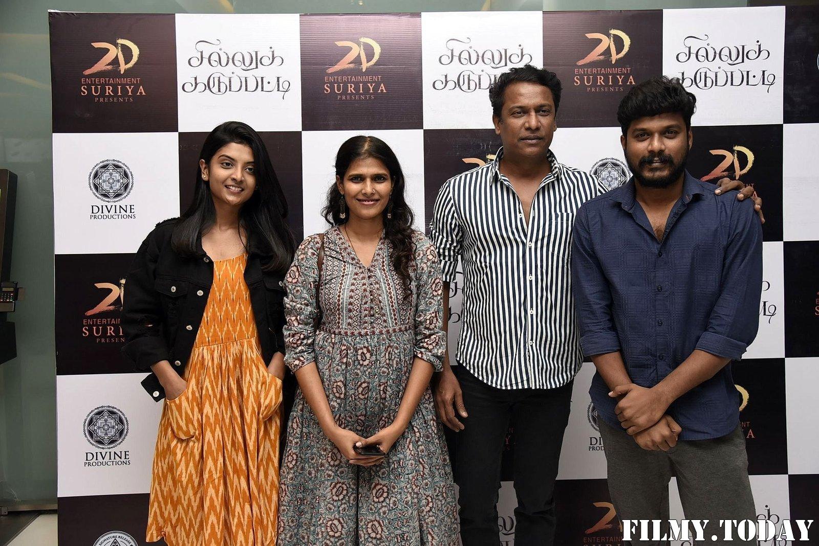 Sillu Karupatti Movie Premiere Show Photos | Picture 1711649