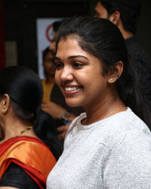Riythvika - Sillu Karupatti Movie Premiere Show Photos | Picture 1711618
