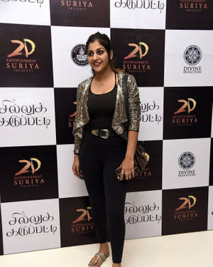 Yaashika Aanand - Sillu Karupatti Movie Premiere Show Photos | Picture 1711578