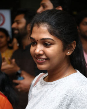 Riythvika - Sillu Karupatti Movie Premiere Show Photos | Picture 1711617