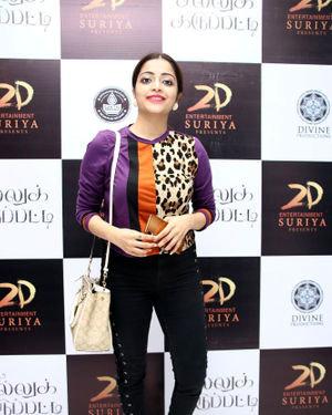 Janani Iyer - Sillu Karupatti Movie Premiere Show Photos | Picture 1711609