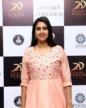 Kasthuri - Sillu Karupatti Movie Premiere Show Photos | Picture 1711641