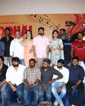 Bodhai Yeri Budhi Maari - Bodhai Yeri Budhi Maari Movie Press Meet Photos