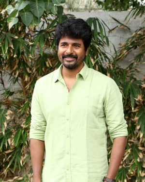Sivakarthikeyan - Nenjamundu Nermaiyundu Odu Raja Movie Success Meet Photos
