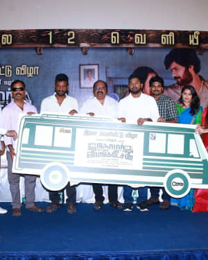 Thozhar Venkatesan Movie Audio Launch Photos