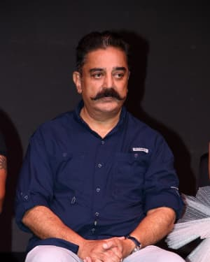 Kamal Hassan - Kadaram Kondan Film Press Meet Photos