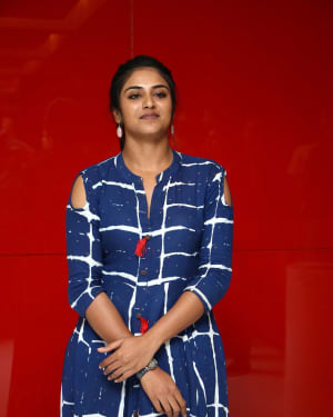 Indhuja Ravichandran - Raatchasi Movie Premiere Show Photos | Picture 1660327