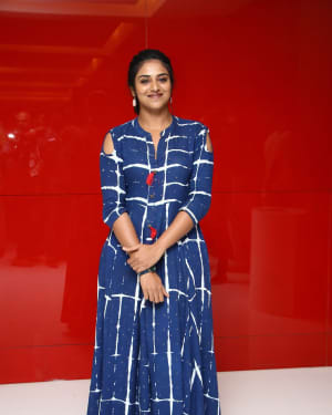 Indhuja Ravichandran - Raatchasi Movie Premiere Show Photos | Picture 1660328
