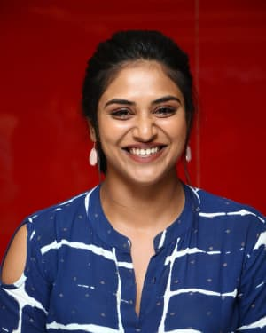 Indhuja Ravichandran - Raatchasi Movie Premiere Show Photos