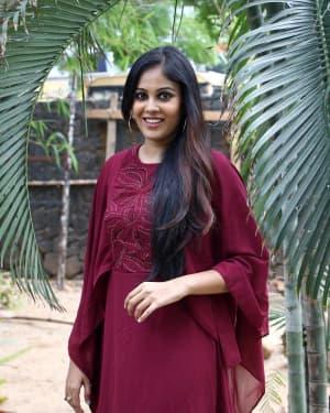 Chandini Tamilarasan - Asura Guru Movie Audio Launch Photos | Picture 1660649