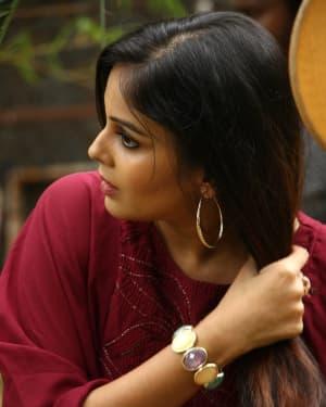 Chandini Tamilarasan - Asura Guru Movie Audio Launch Photos | Picture 1660634