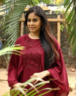 Chandini Tamilarasan - Asura Guru Movie Audio Launch Photos | Picture 1660640
