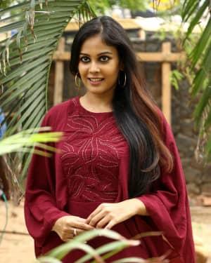 Chandini Tamilarasan - Asura Guru Movie Audio Launch Photos | Picture 1660642