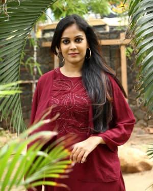Chandini Tamilarasan - Asura Guru Movie Audio Launch Photos | Picture 1660645