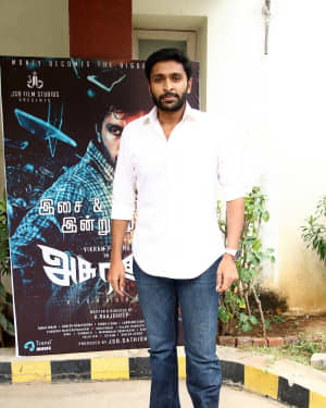 Vikram Prabhu - Asura Guru Movie Audio Launch Photos | Picture 1660683