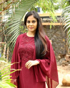 Chandini Tamilarasan - Asura Guru Movie Audio Launch Photos | Picture 1660637