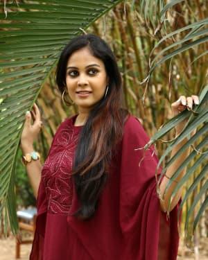 Chandini Tamilarasan - Asura Guru Movie Audio Launch Photos