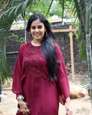 Chandini Tamilarasan - Asura Guru Movie Audio Launch Photos | Picture 1660655