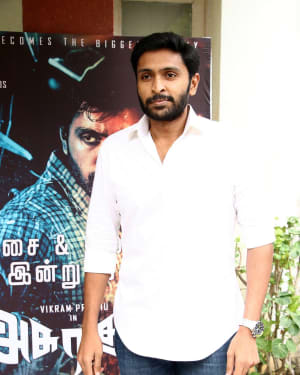 Vikram Prabhu - Asura Guru Movie Audio Launch Photos | Picture 1660685